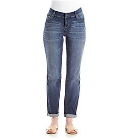 Le Tigre Denim Ankle Pants