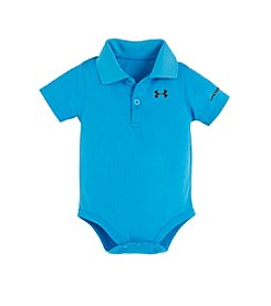 Under Armour® Baby Boys Polo Shirt Bodysuit
