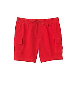Mix & Match Baby Boys' Knit Cargo Shorts