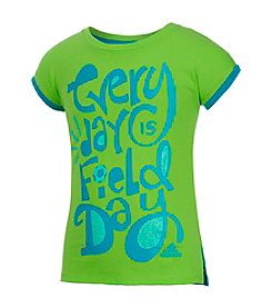 adidas® Girls' 2T-6X Short Sleeve Field Day Tee
