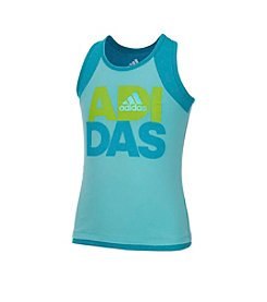 adidas® Girls' 2T-6X Training Tank
