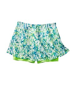 Mambo® Girls' 7-16 Scribble Printed Active Skort