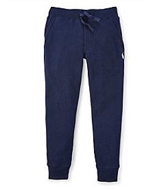 Ralph Lauren Childrenswear Boys' 2T-7 Mesh Jogger Pants