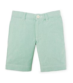 Ralph Lauren Childrenswear Boys' 2T-7 Oxford Shorts