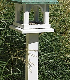 Good Directions® Lazy Hill Farm Designs Medium White Vinyl Post