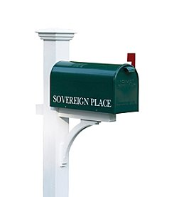Good Directions® Lazy Hill Farm Designs Bristol Mailbox