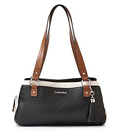 Calvin Klein Pebble Satchel