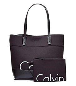 Calvin Klein Neoprene Tote