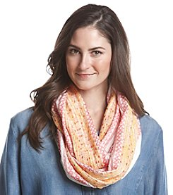 Basha Multicolored Nubby Scarf