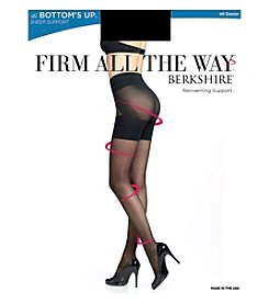Berkshire® Firm All The Way Bottom's Up Shaping Pantyhose