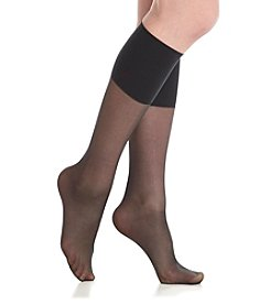 Berkshire® Firm All The Way Knee Highs