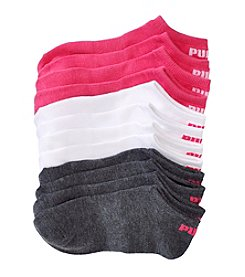 PUMA® 6-Pack No Show Socks