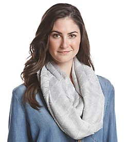 Cejon® Ombre Diamonds Loop Scarf