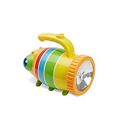 Melissa & Doug® Giddy Buggy Flashlight