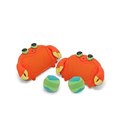 Melissa & Doug® Clicker Crab Toss & Grip