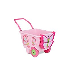 Melissa & Doug® Cutie Pie Butterfly Cart