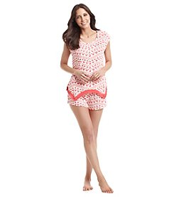 PJ Couture Shorts Pajama Set