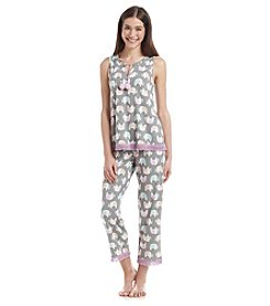 PJ Couture® Shorts Pajama Set