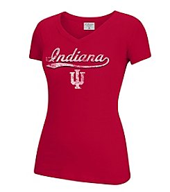 J. America® NCAA® Indiana Hoosiers Women's Tracy Short Sleeve Tee