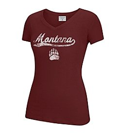 J. America® NCAA® Montana Grizzlies Women's Tracy Short Sleeve Tee