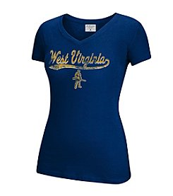 J. America® NCAA® West Virginia Mountaineers Women's Tracy Short Sleeve Tee