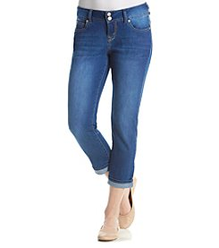 Wallflower® Curvy Pushup Crop Jeans