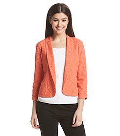 Eyeshadow® Solid Lace Blazer