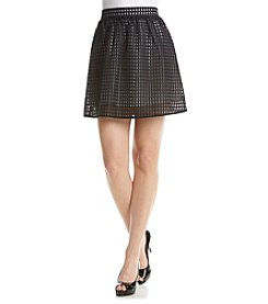 Eyeshadow® Gingham Skirt