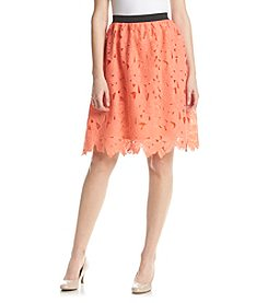 Eyeshadow® Lazercut Skirt