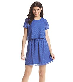 Be Bop Popover Dress
