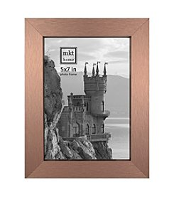MKT@Home Brushed Copper Photo Frame