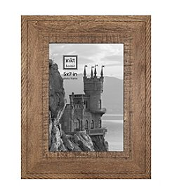 MKT@Home Driftwood Frontier Photo Frame