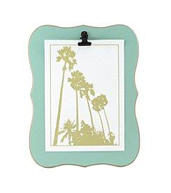 Fetco® 5x7 Clip Frame Robin Blue