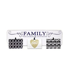 Fetco® Triple Family Clip Frame