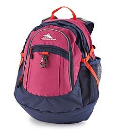 High Sierra® Razzmatazz Navy Fatboy Backpack