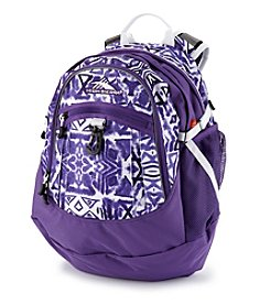 High Sierra® Bibori Deep Purple Fatboy Backpack