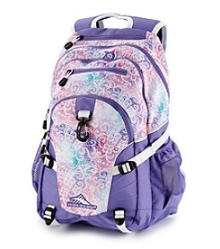 High Sierra® Delicate Lace Lavendar Loop Backpack