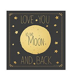 Thirstystone® Love You To The Moon And Back Set Of 4 Coasters