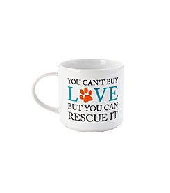 John Bartlett Pet Rescue Mug