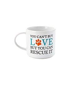John Bartlett Pet Rescue Mug