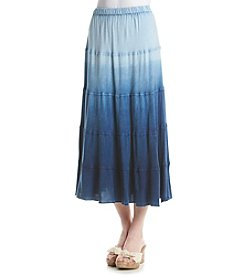 Studio West Ombre Long Skirt