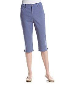Gloria Vanderbilt® Embellished Amanda Skimmer Capri