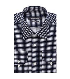 Sean John® Men's Regular Fit Spread Collar Dress Shirt
