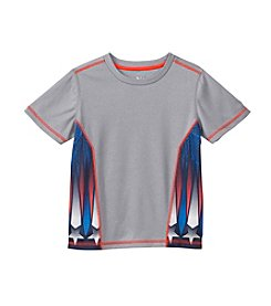 Mambo® Boys' 4-7 Short Sleeve Printed Side Active Tee