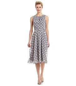 Jessica Howard® Geo Dot Party Dress