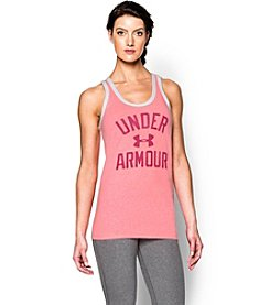 Under Armour® Sleeveless Graphic Tank
