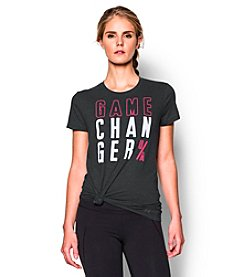 Under Armour® Short Sleeve Game Changer Tee