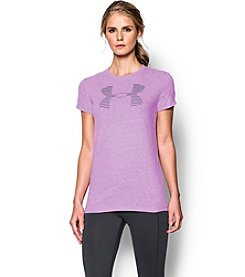 Under Armour® Short Sleeve Logo Tee