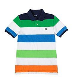 Chaps® Boys' 8-20 Short Sleeve Lifesaver Polo