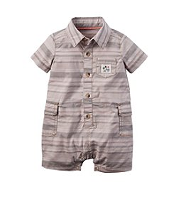 Carter's® Baby Boys Multi Striped Romper